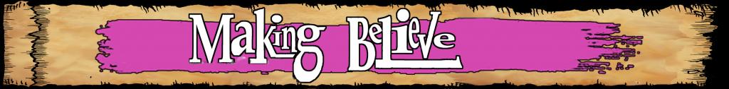 Blog: Making Believe book release