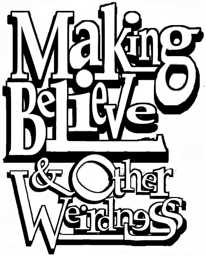 Making Believe Book Logo and link